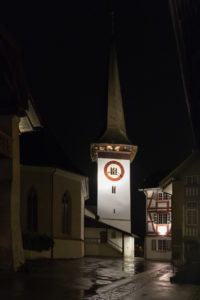 Kirche Köniz neben Kulturhof